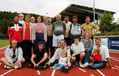 LCWT Meisterschaften 2002