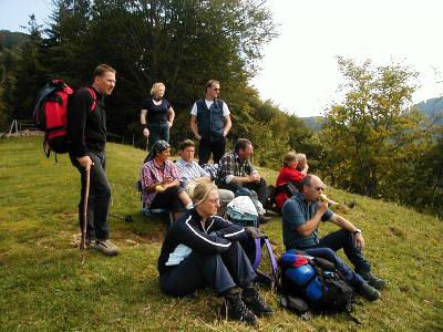 LCWT Wanderung 2003