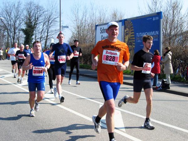 LCWT 1. Freiburger Marathon