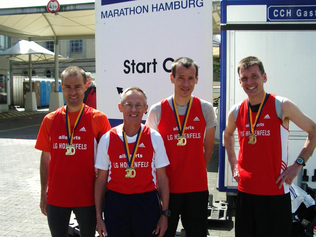 LCWT Hamburg Marathon