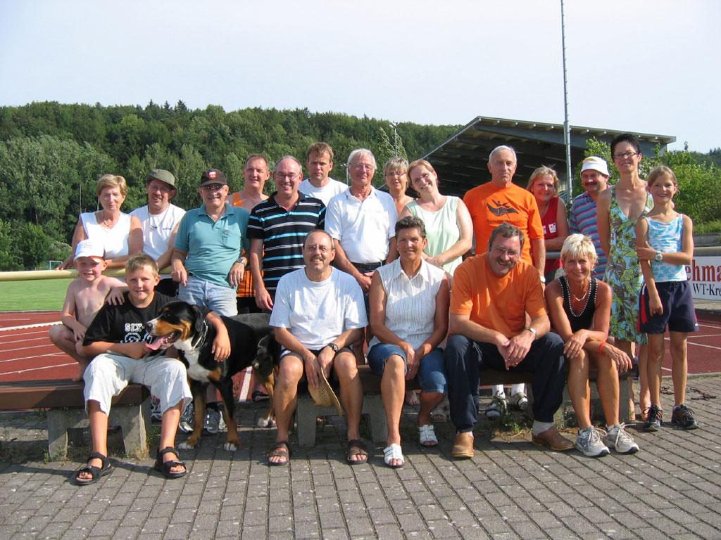 LCWT Vereinsmeisterschaften 2006