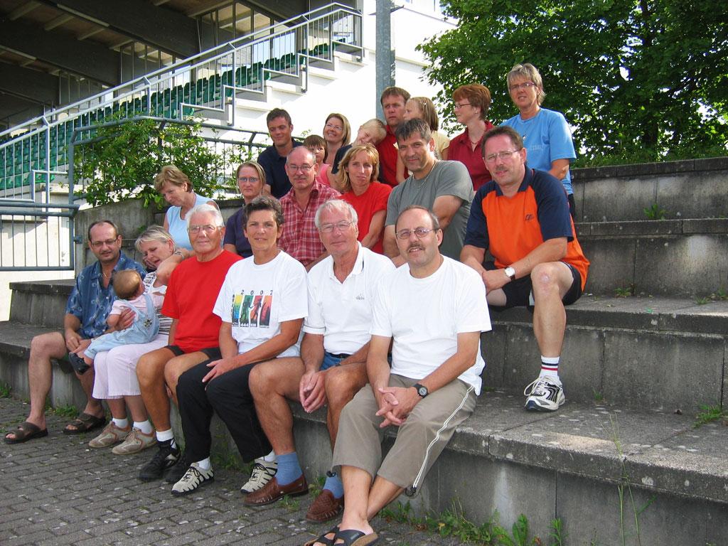 LCWT Meisterschaften 2007