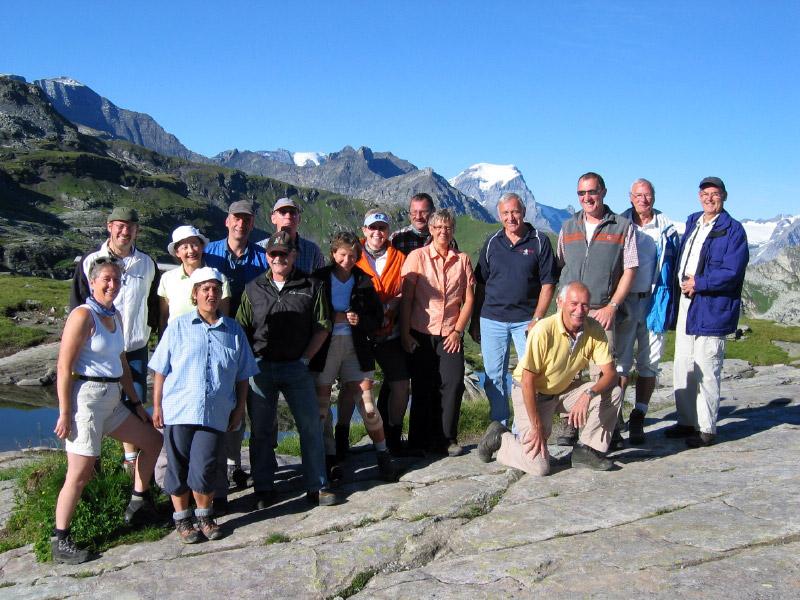 LCWT Wanderung Legler Hütte